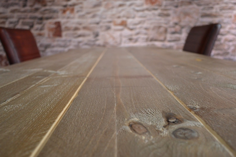 steigerhout kloostertafel antwerpen
